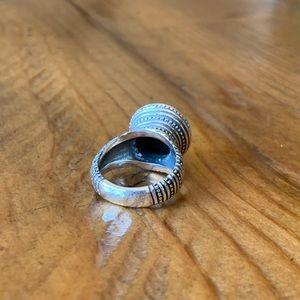 James Avery Jewelry - Retired James Avery Onyx Ring